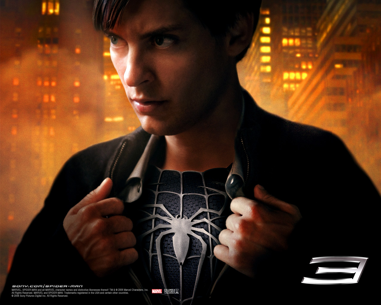 Spider man 3 wallpapers spider man wallpaper Amazing Wallpapers 1280x1024