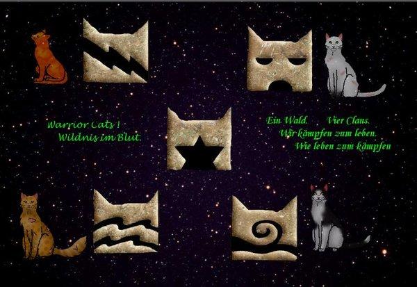 Warrior Cats Wallpaper animalgals 600x413