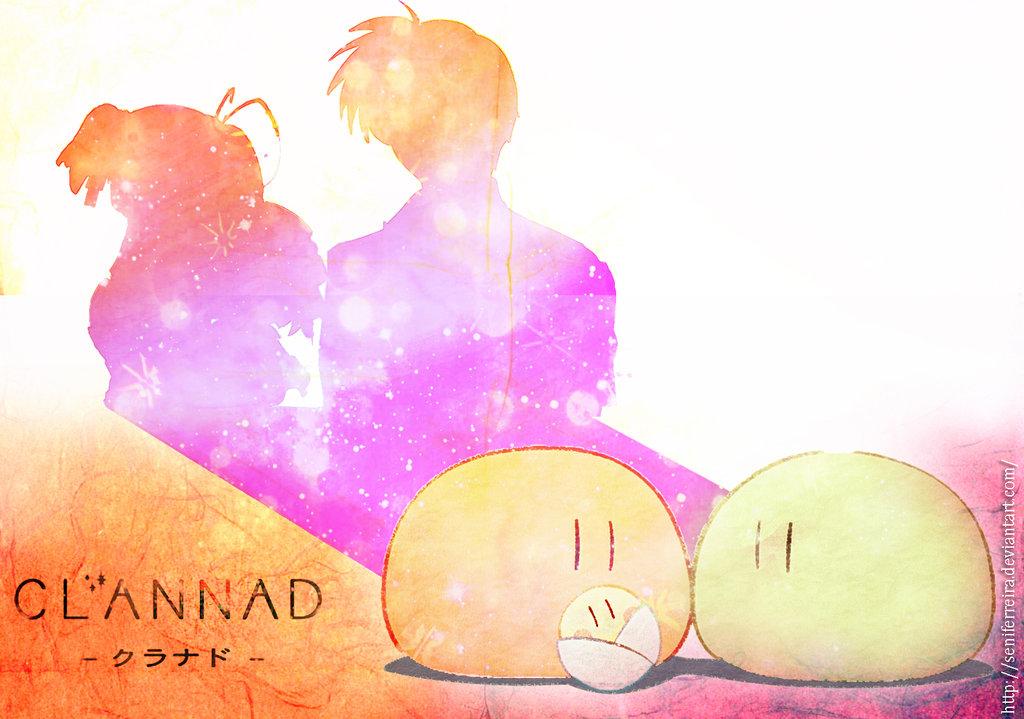 Free Download Clannad Wallpaper Dango Family By Seniferreira Fan