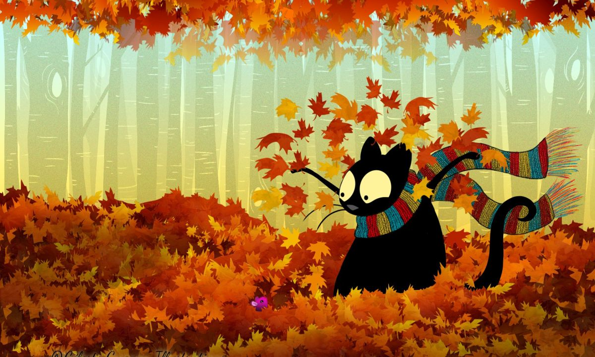 25 Awesome Fall Wallpapers For Your Desktop 1200x719