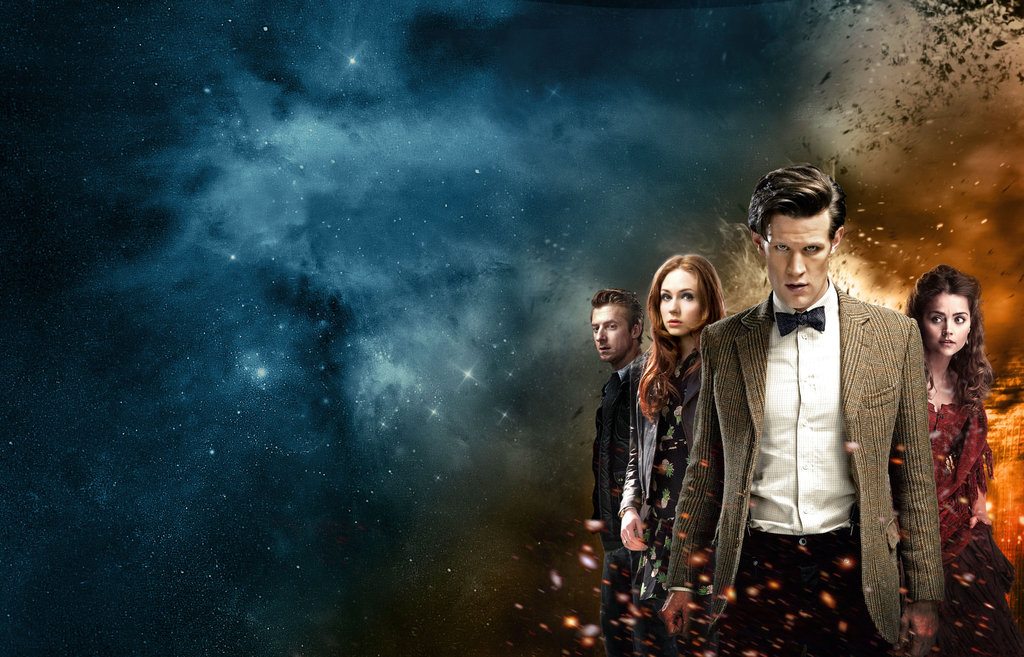 Doctor who series 7 by MrPacinoHead 1024x657