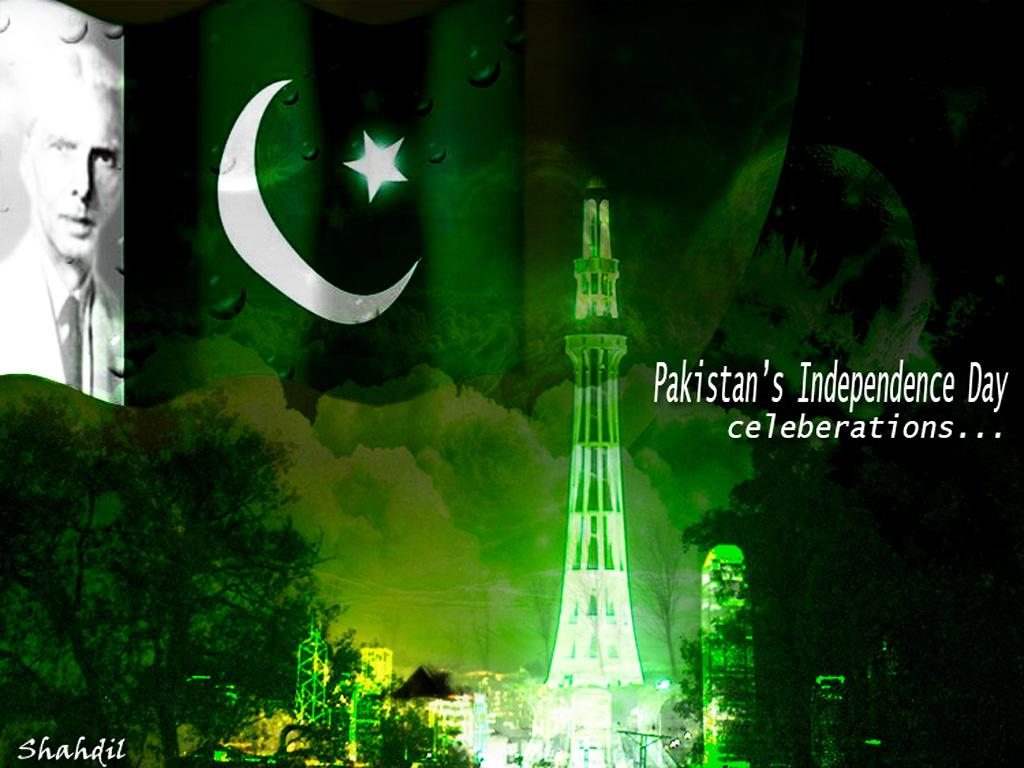 14th August Pakistani Flags Wallpapers Top 10 HD Computer And Mobile 1024x768