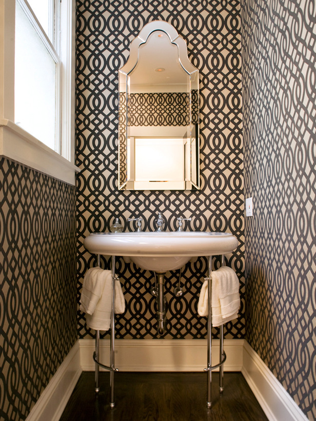 12 Designer Bathrooms for Less Bathroom Ideas Design with Vanities 616x821