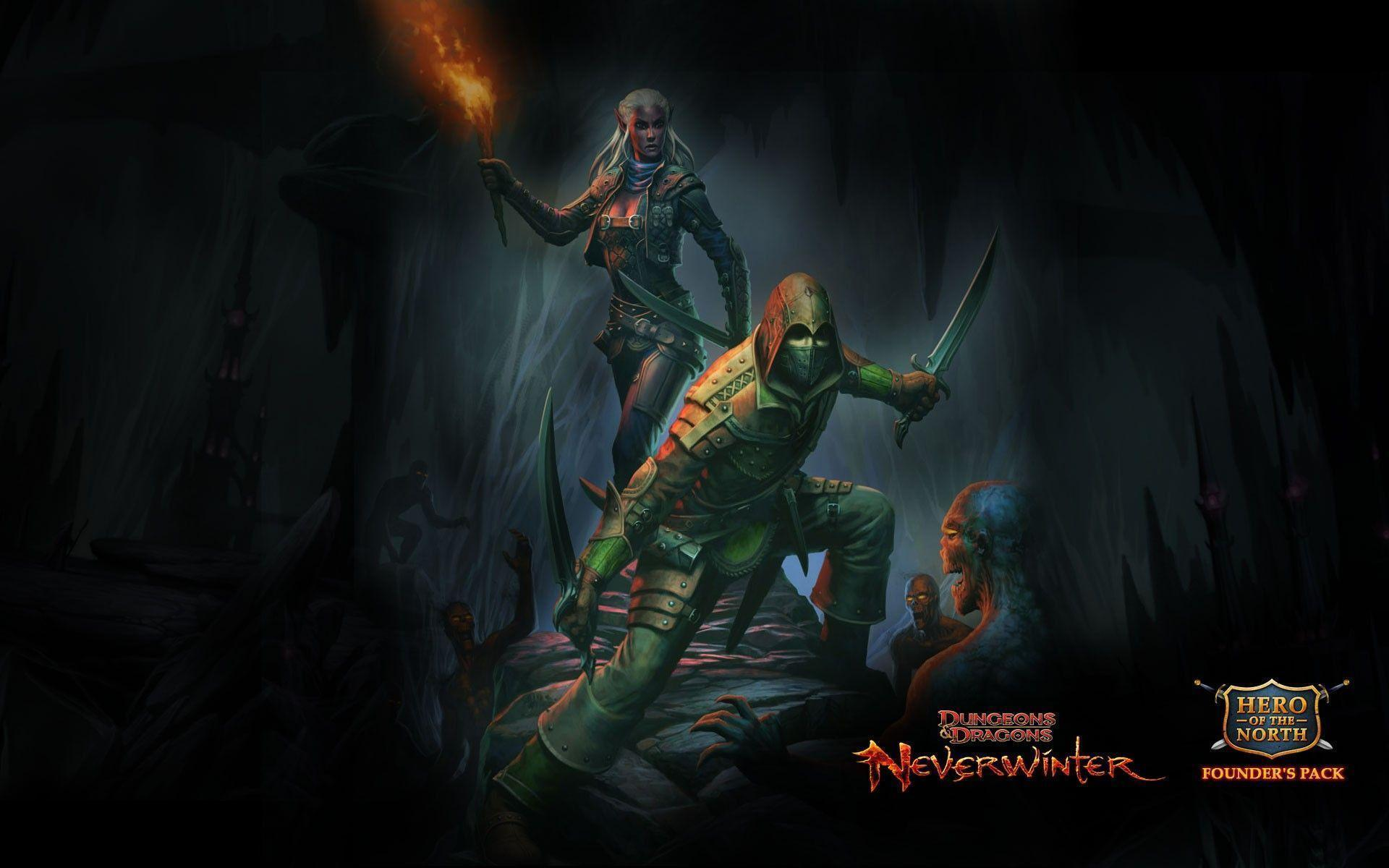 Dungeons And Dragons Wallpapers 1920x1200