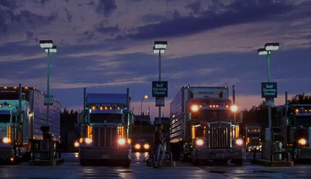 Semi Trucks At Night Wallpapers Wallpapersafari HD Wallpapers Download free images and photos [musssic.tk]