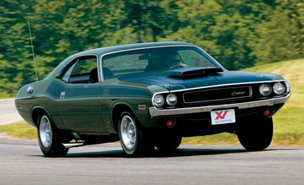 1970 Dodge Challenger TA 1280x782
