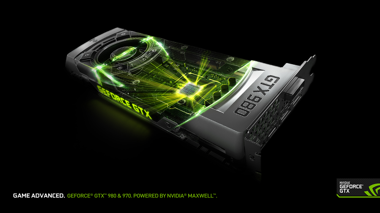 GeForce Wallpapers for your Gaming Rig NVIDIA 1280x720