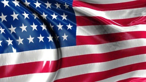 an usa flag for your live wallpaper this live wallpaper works in 512x288