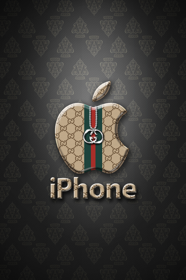 iPhone Wallpaper   Gucci by LaggyDogg 640x960