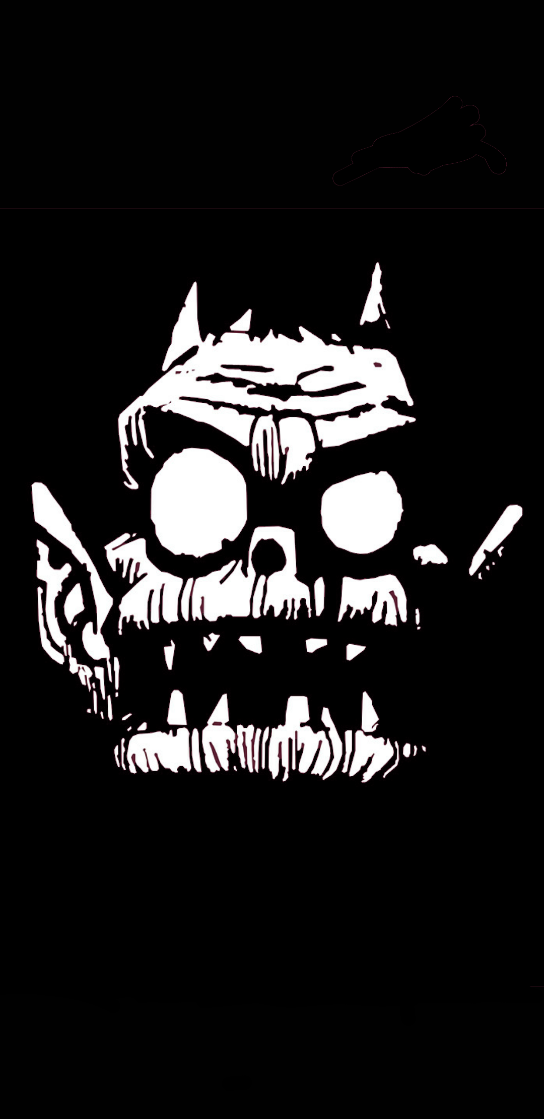 Made a Pazuzu wallpaper for my S8 If anyone wants it have at it 1080x2220