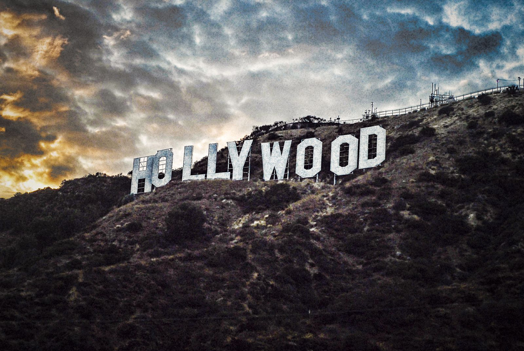 Cool Hollywood Sign Wallpaper Hollywood sign by ilove 1024x685