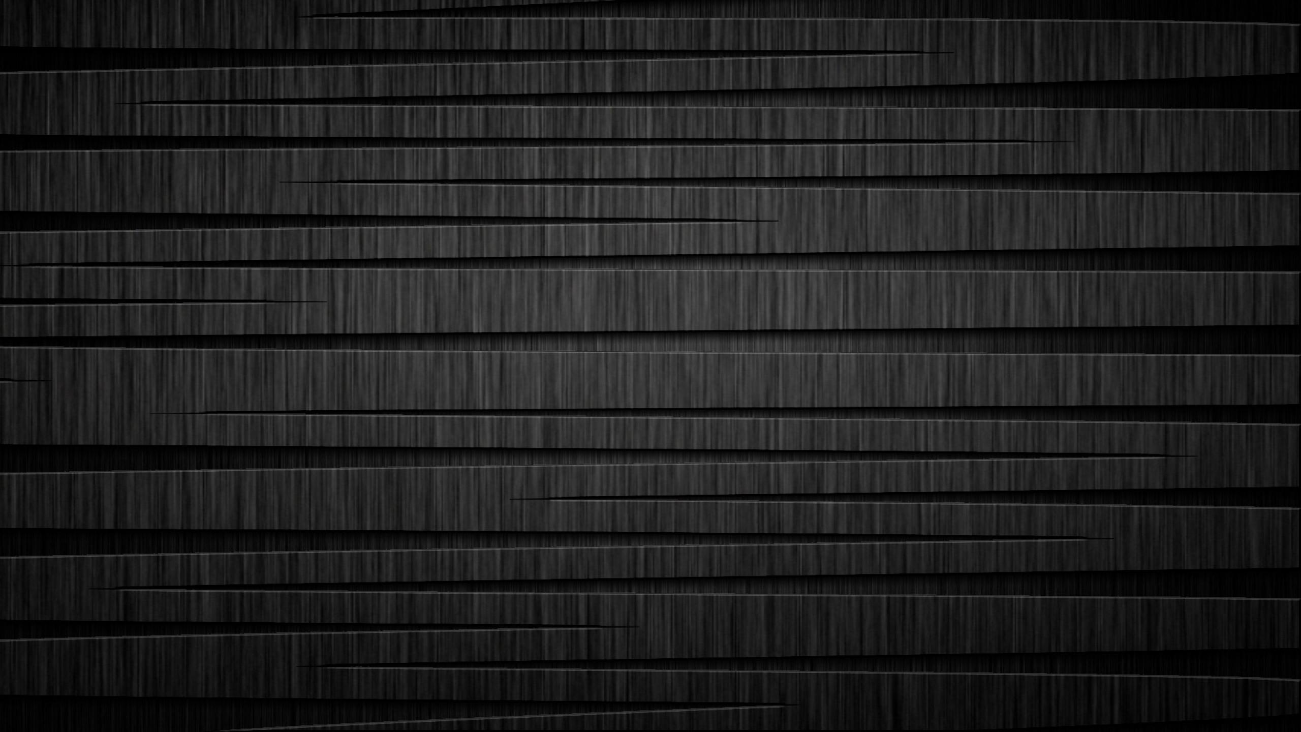 Contemporary wave black wallpaper border
