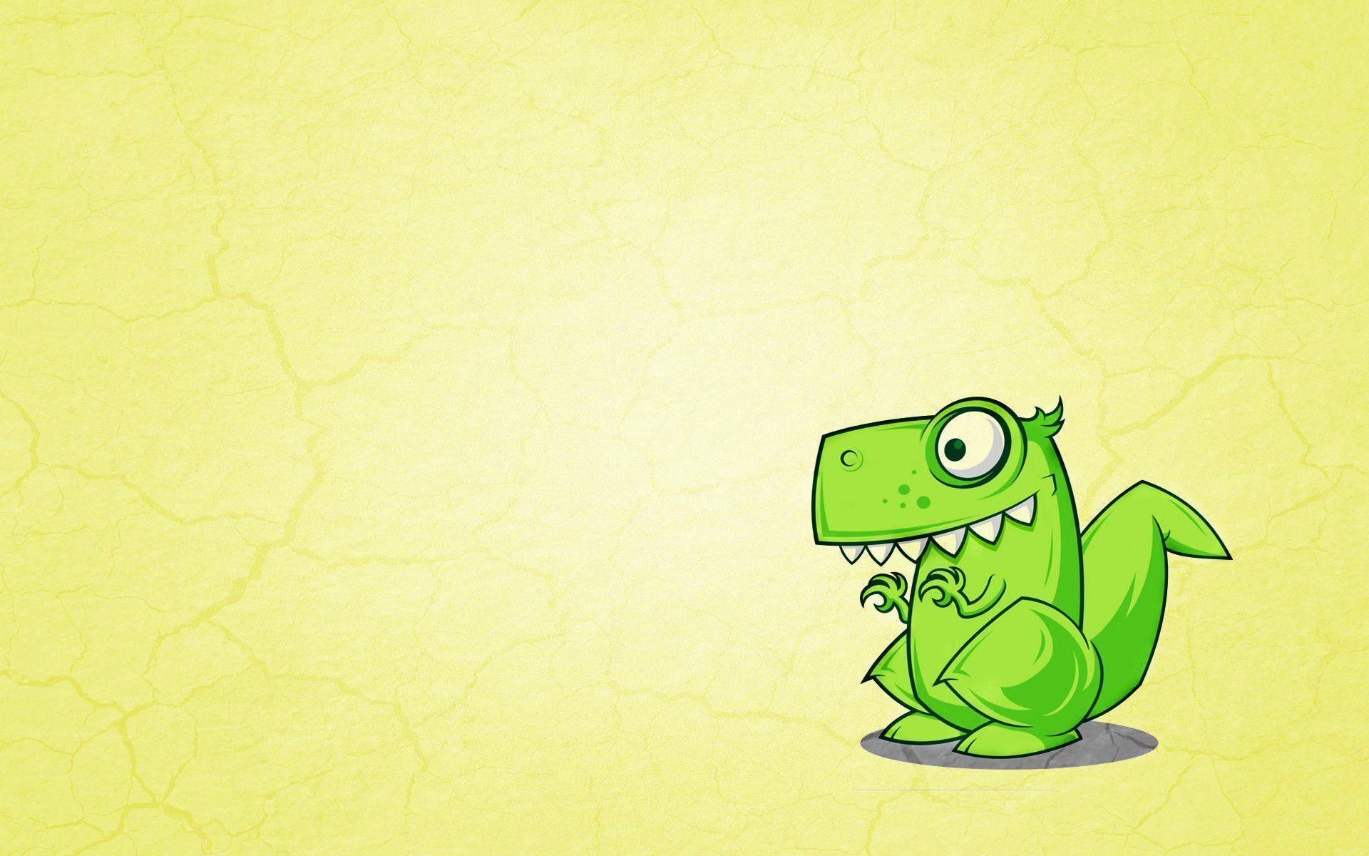 Cute Dinosaur Backgrounds 1920x1200