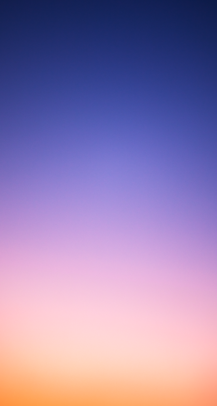 Download iOS 7 Wallpapers for iPhone and iPod touch J Ombre 744x1392