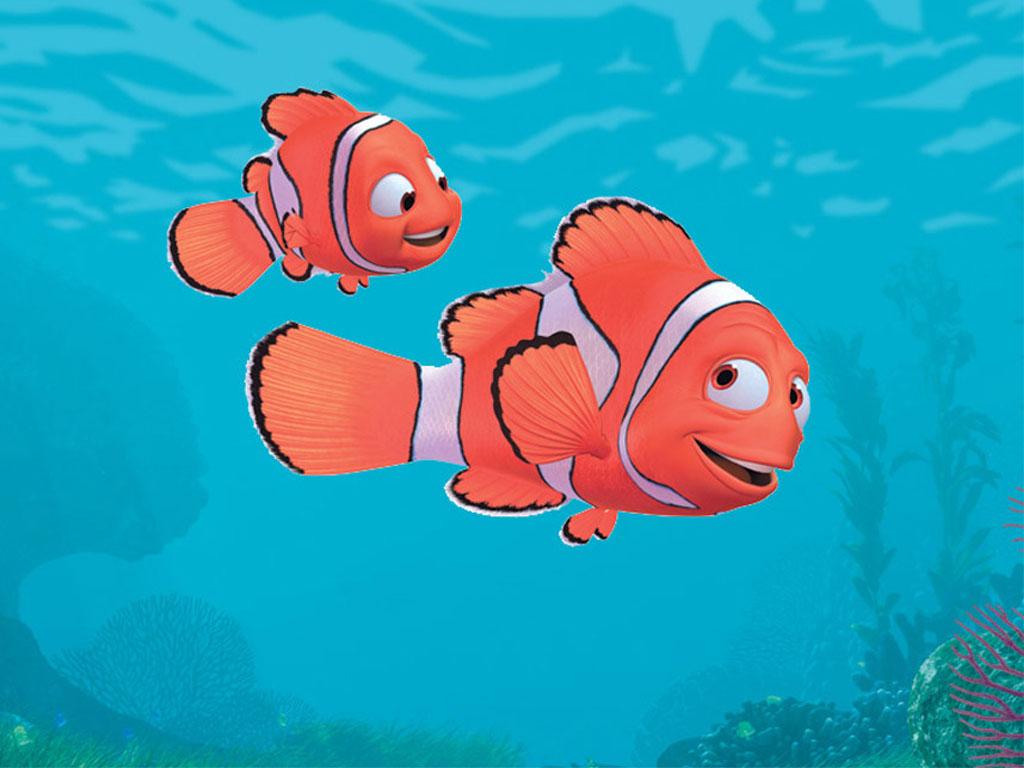 Картинки рыбки немо с мультиков