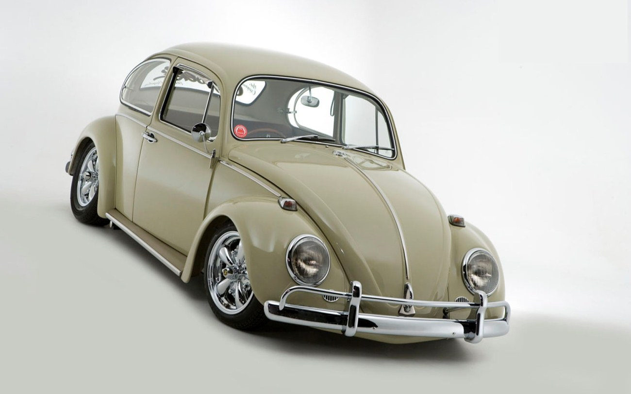 Beige Volkswagen Beetle Wallpaper photos Using VW Beetle For Wallpaper 1300x813