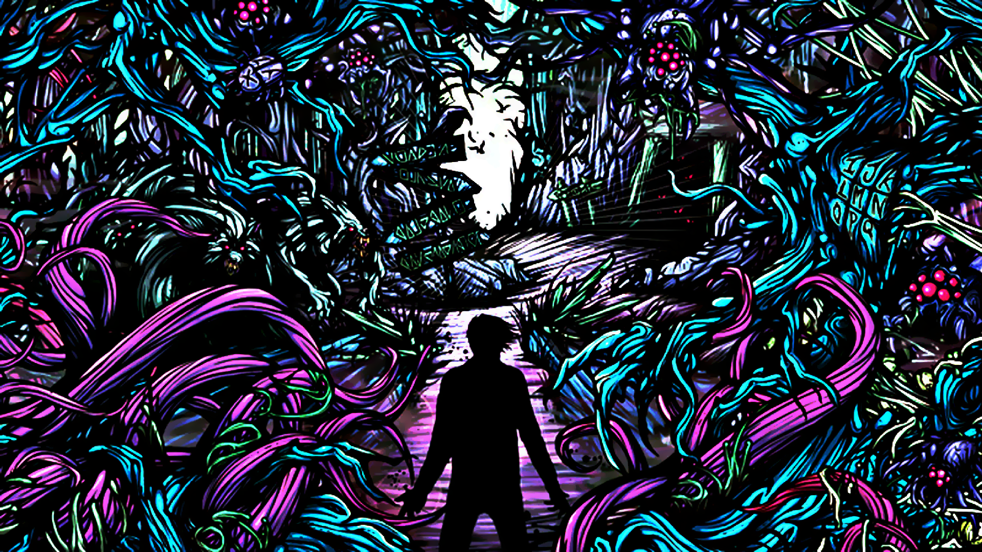 A Day To Remember Homesick Album Cover Wallpaper Images 1920x1080