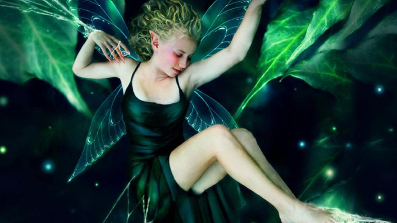 Fairy   117094   High Quality and Resolution Wallpapers on 1366x768