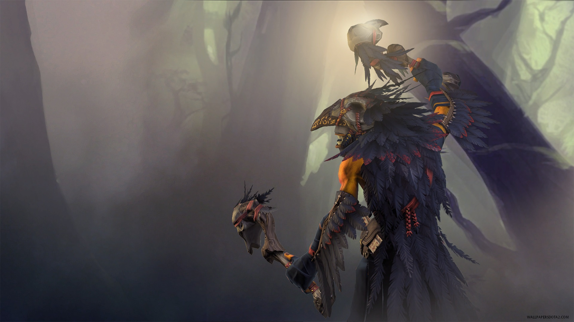 Free download Shadow Shaman The True Crow Dota 2 online