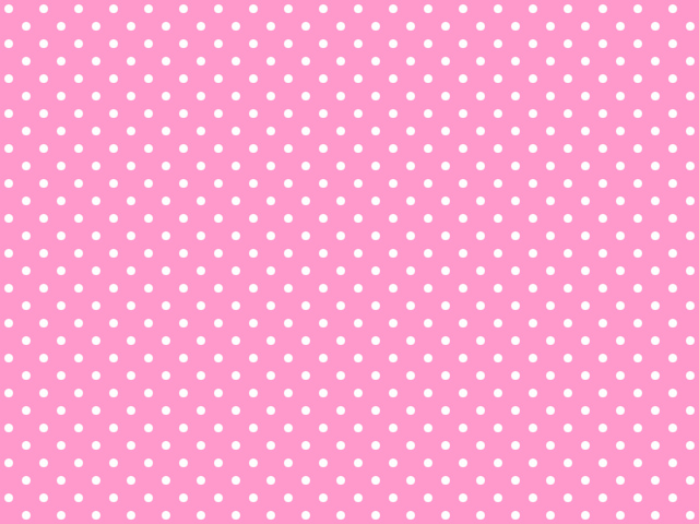 Polka dotted background for twitter or other Pink Flickr   Photo 640x480