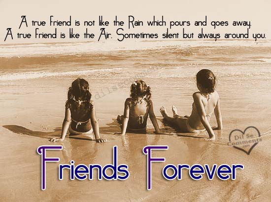 Friends Forever   Babes HD Wallpaper 550x410