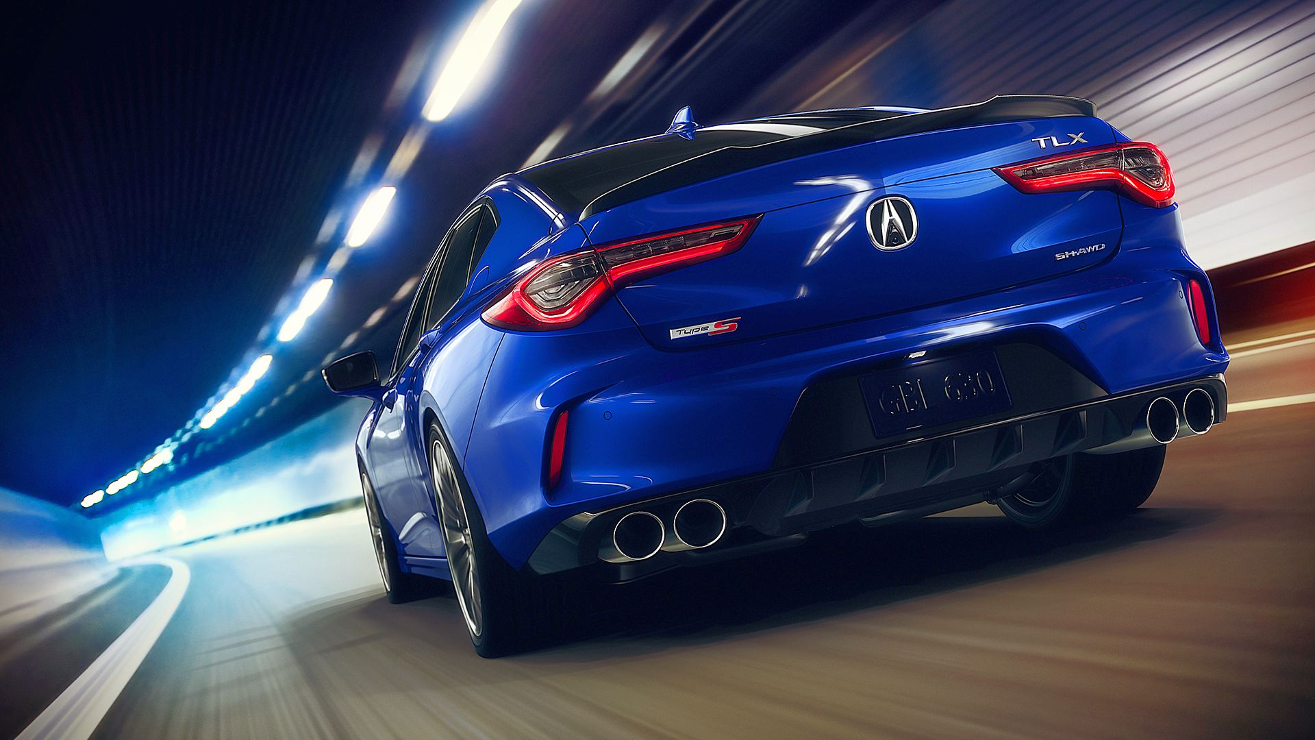 2021 Acura TLX Type S Wallpaper Images 1920x1080