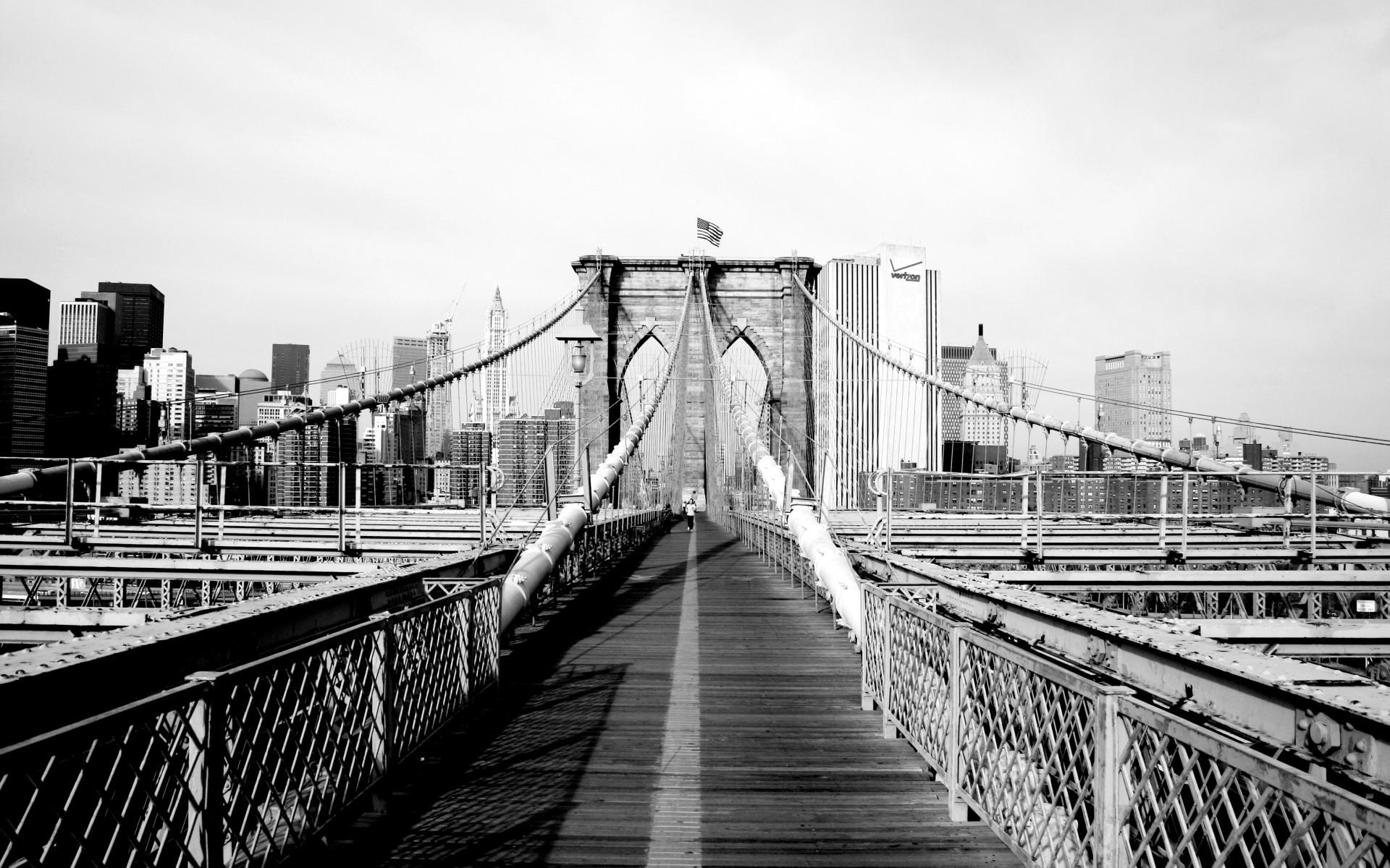 Brooklyn Bridge wallpaper 1920x1200 218644 WallpaperUP 1920x1200