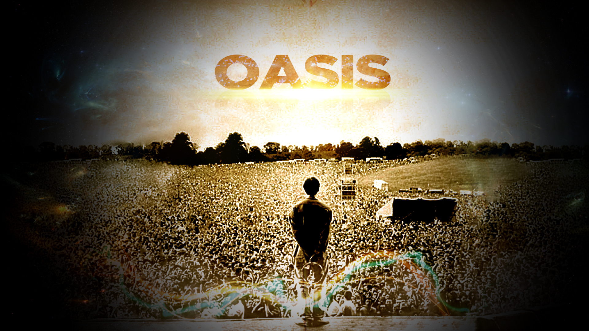 Oasis Wallpaper by InVation 1920x1080