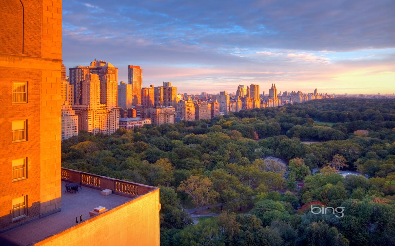 Central Park New York City Jon ArnoldCorbis 1600x1000