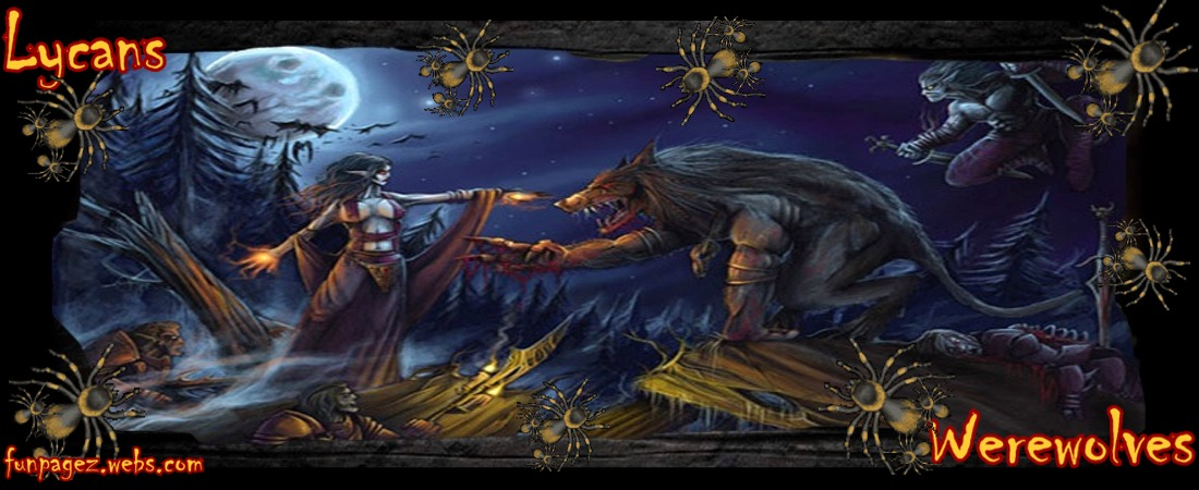 Wolfman Werewolves Lycans Classic Monsters New Monsters Mardi 1100x450