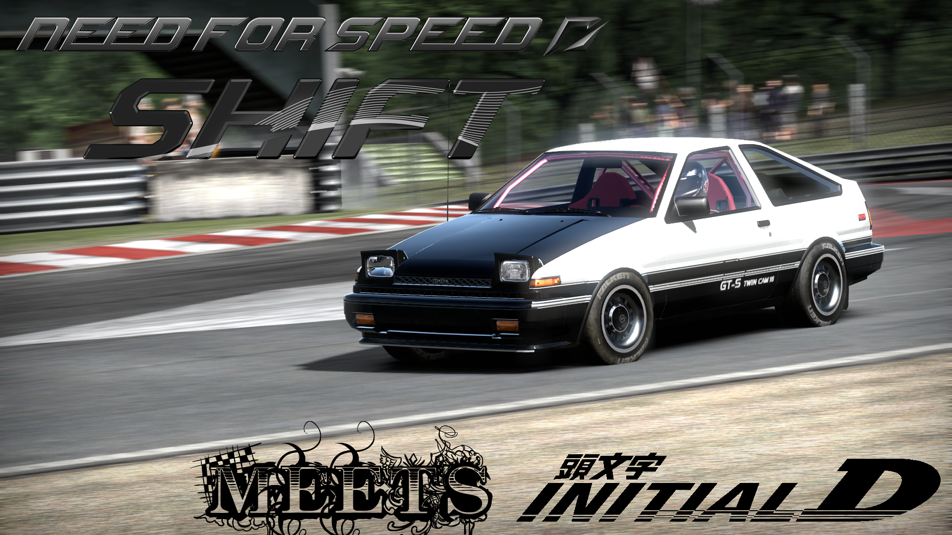 Initial D Ae86 HD Walls Find Wallpapers 1920x1080