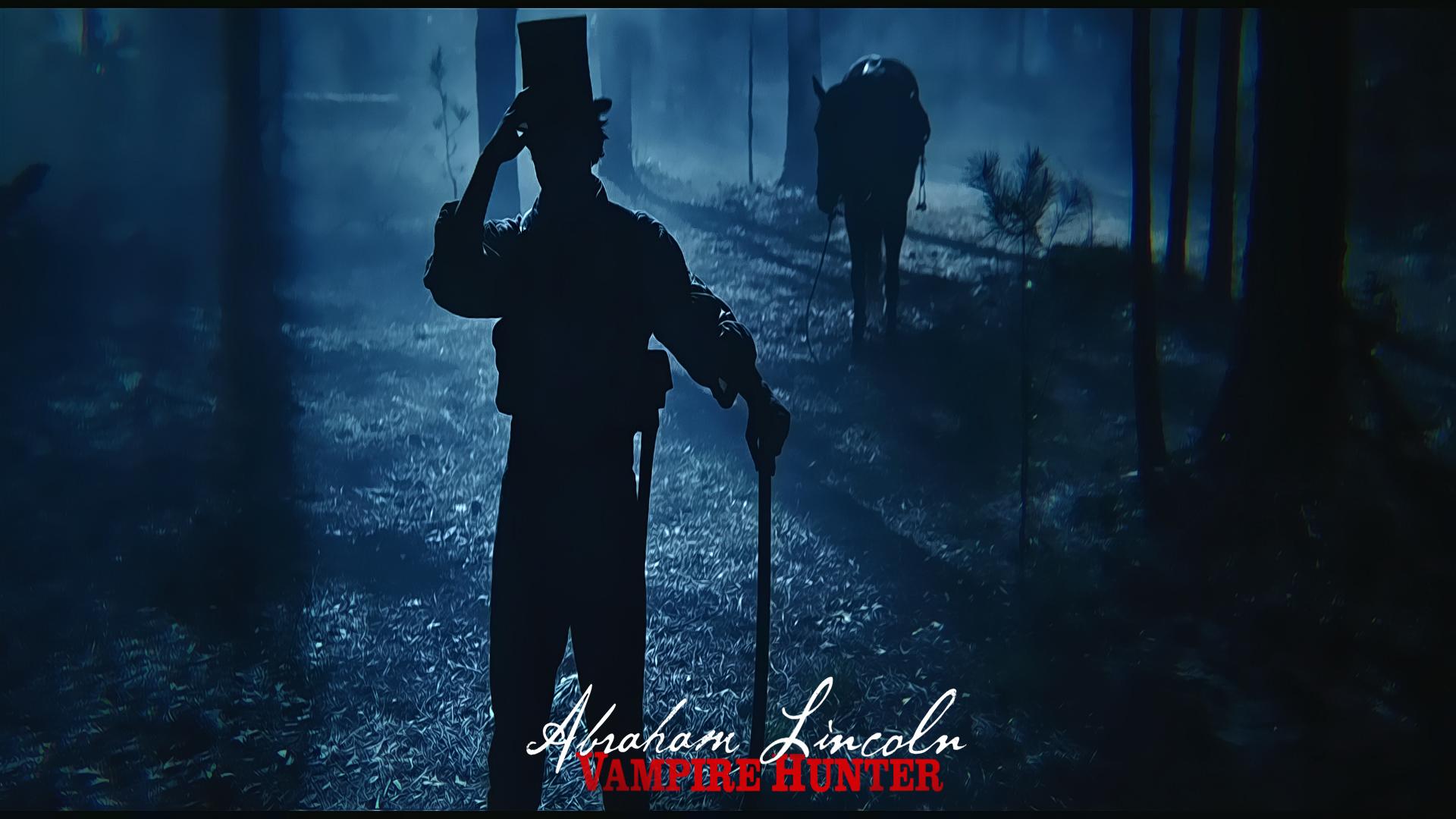 Abraham Lincoln Vampire Hunter wallpapersstills Movie 1920x1080