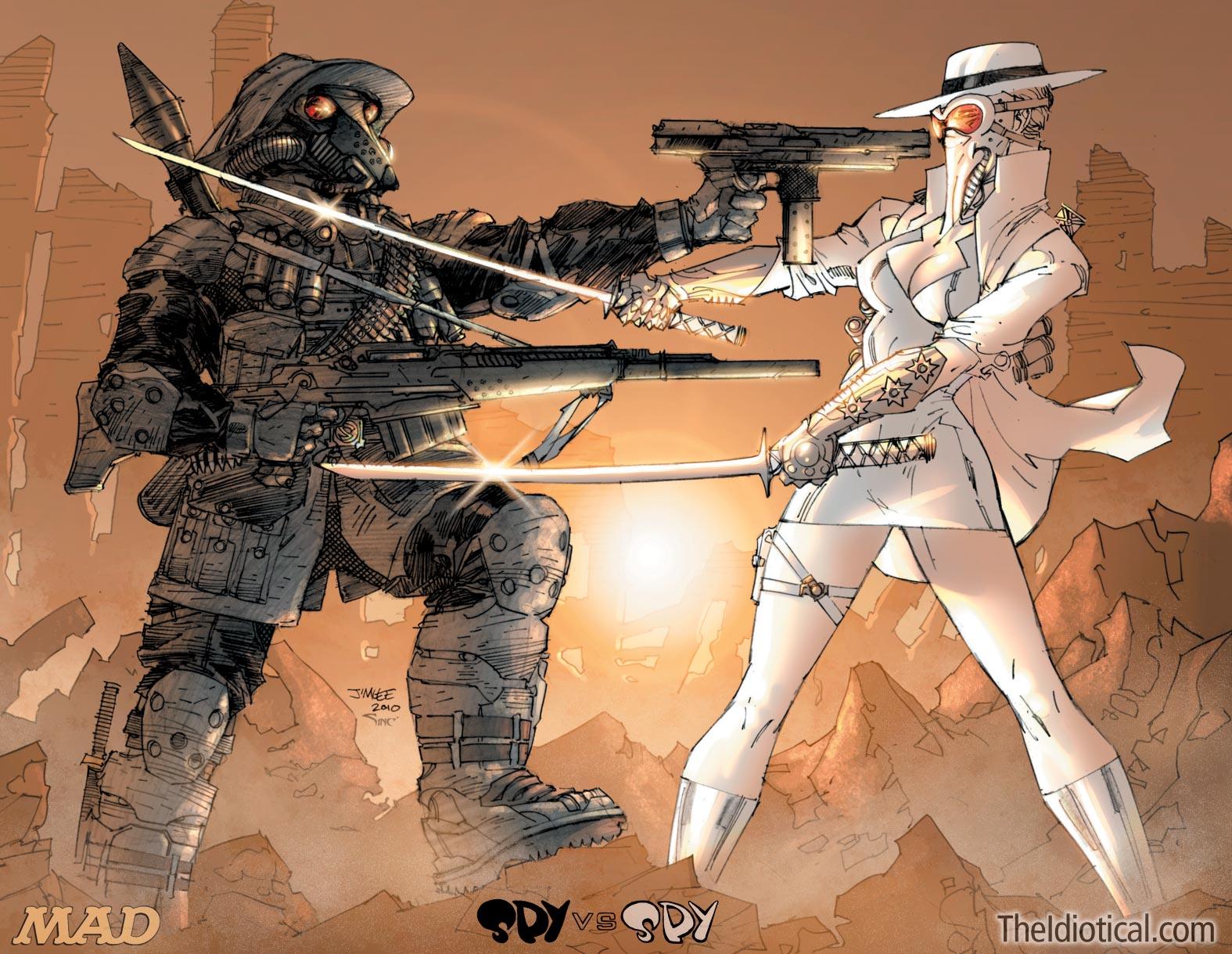 Spy Vs Spy Trailer Spy vs Spy movie wallpaper 1575x1219