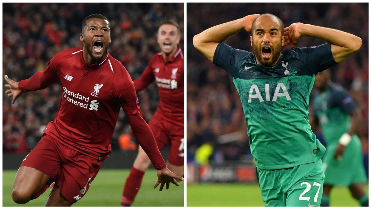 When is Champions League final Liverpool vs Tottenham kick off 1200x675