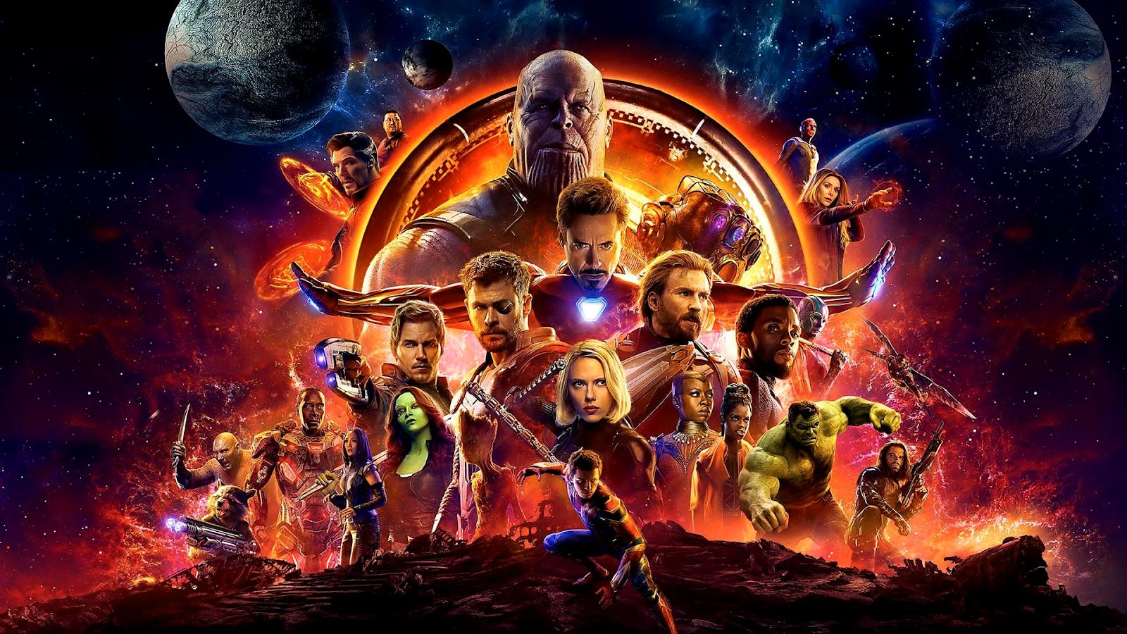 Free Download Avengers Infinity War 1920x1080 Wallpapers
