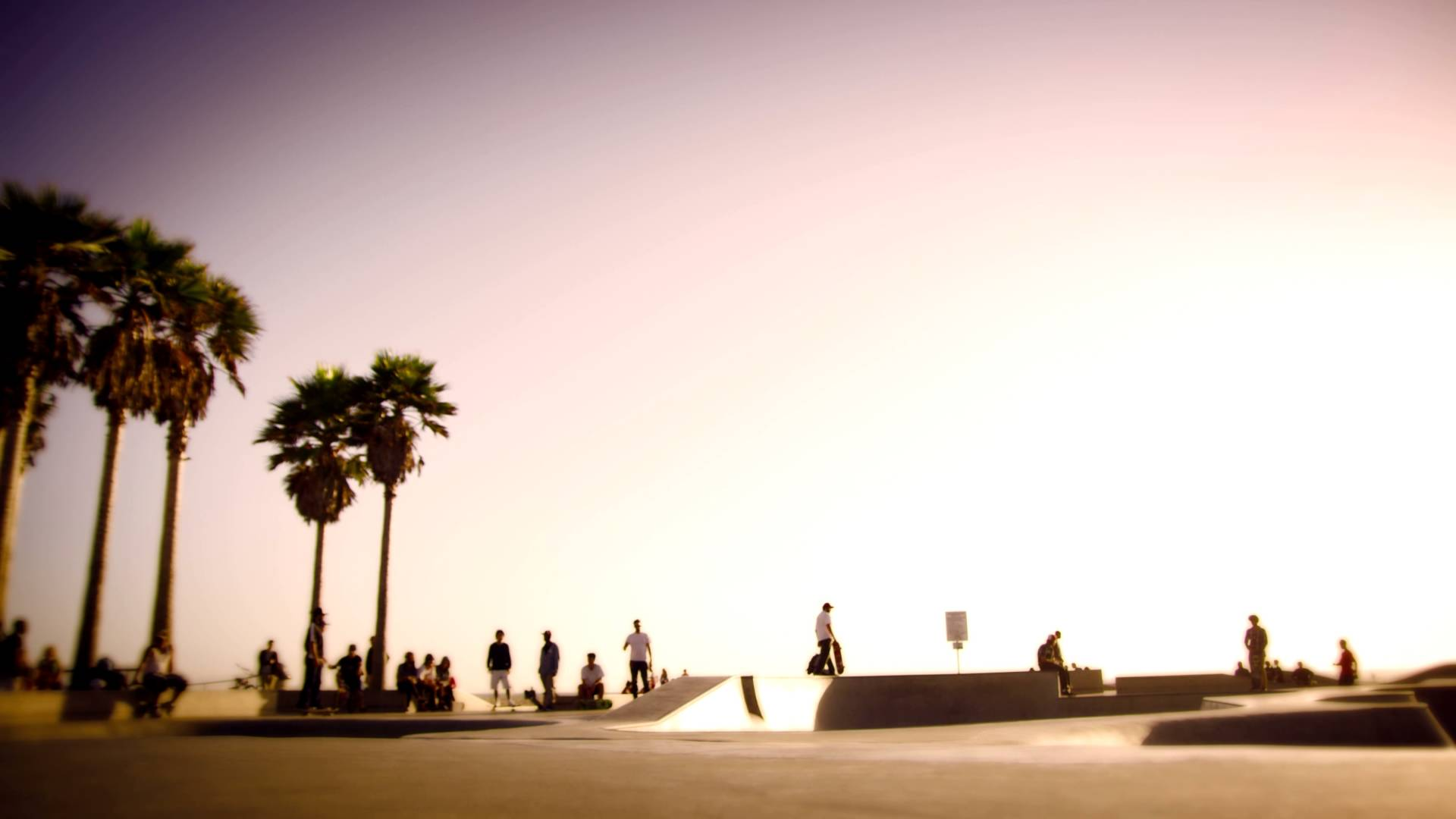 Venice Beach California Wallpaper images 1920x1080