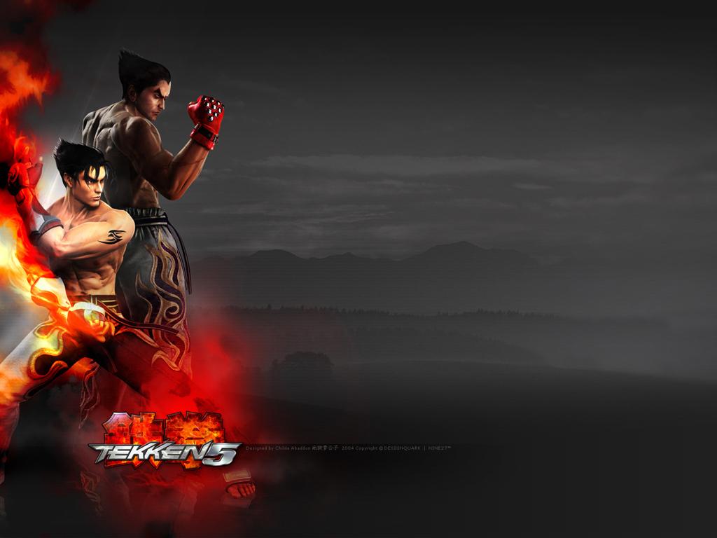 Tekken Wallpapers Hd Taringa 1024x768