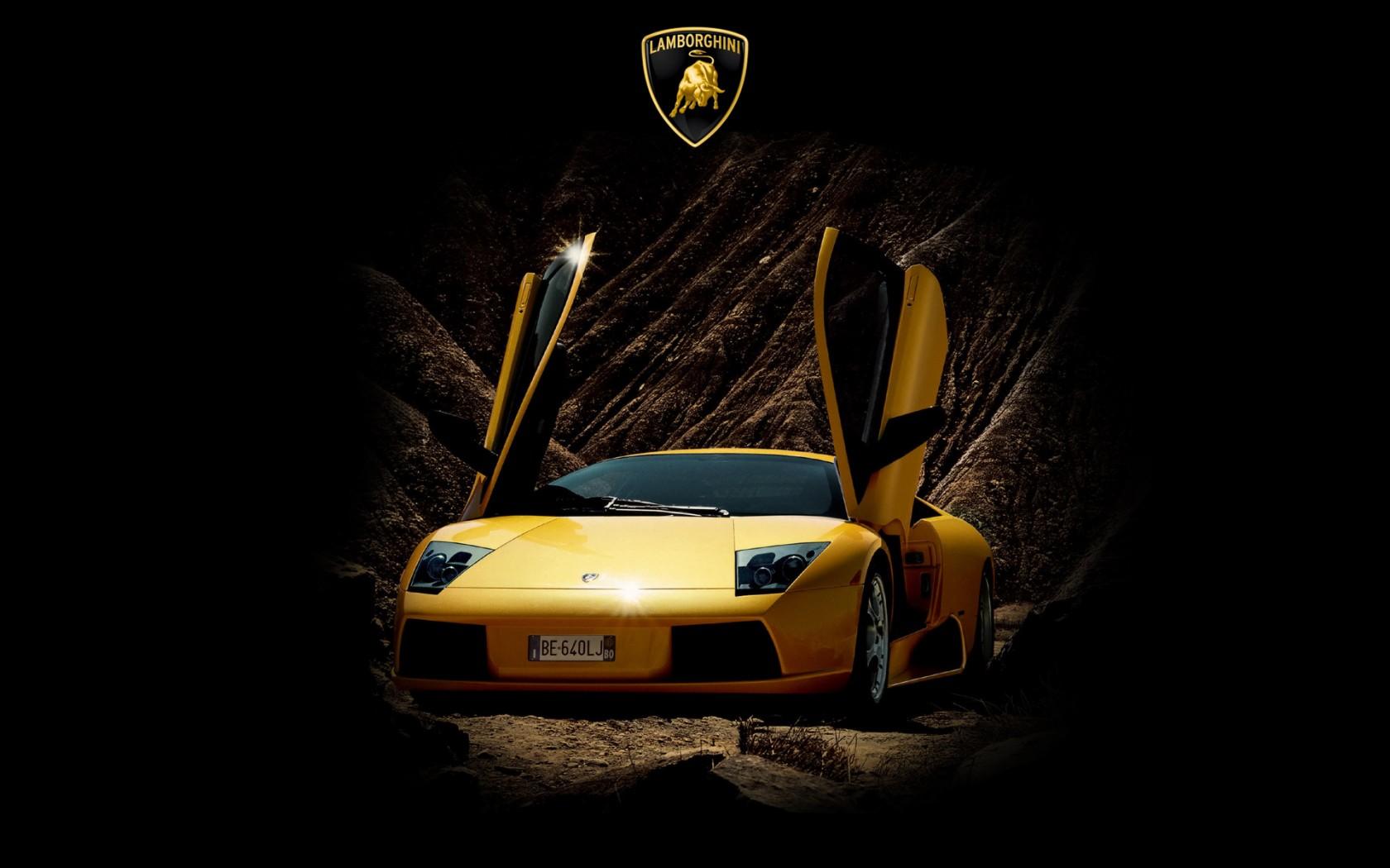 45] Lamborghini Logo Wallpaper HD on WallpaperSafari 1680x1050