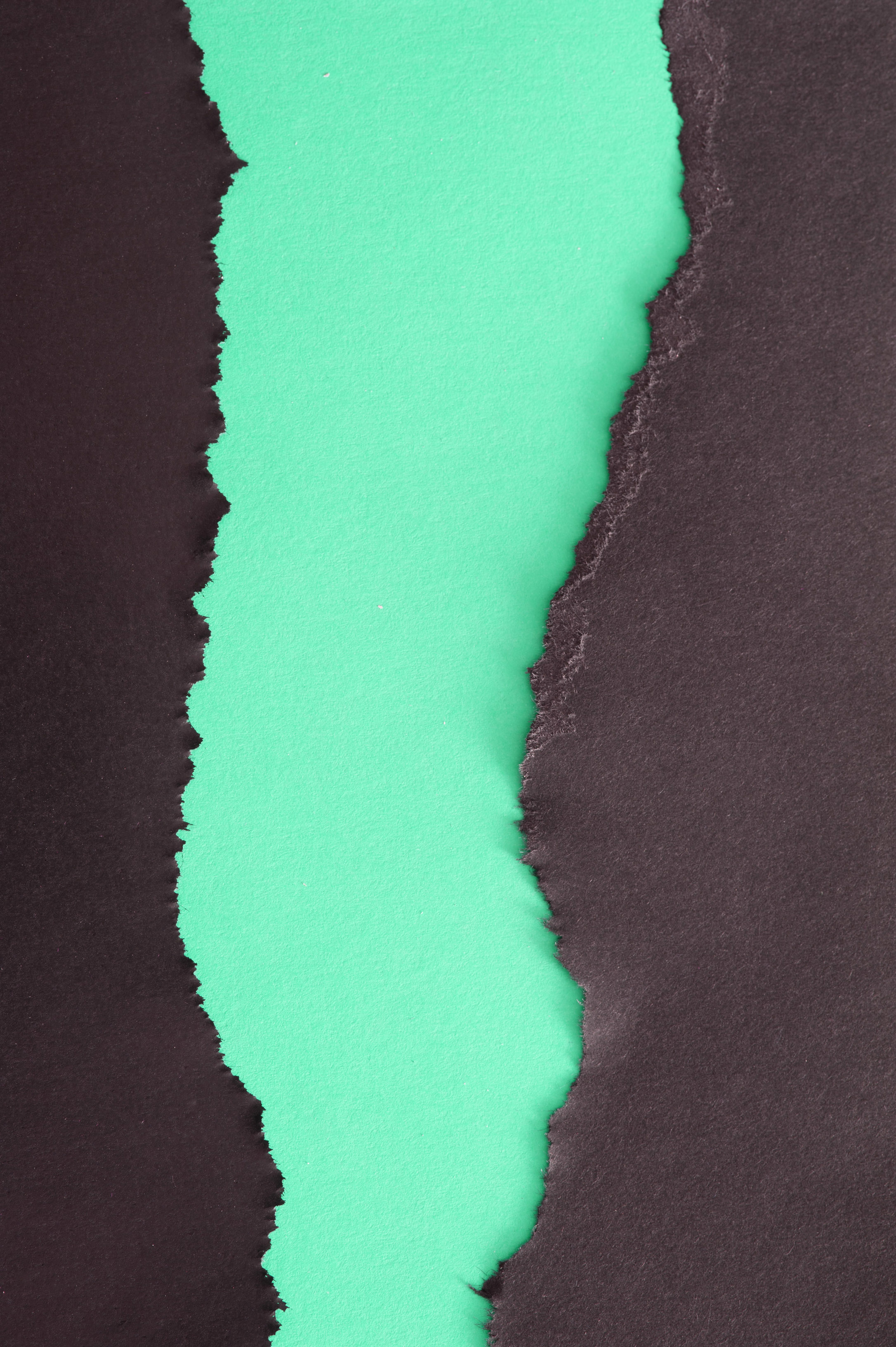 download torn paper background with green and black papers 2172x3264