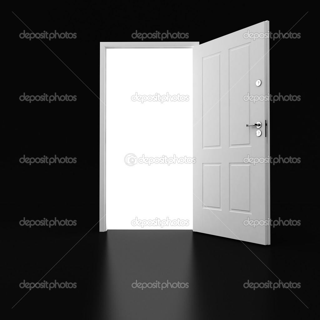 Open Door 3d Digital Art Hd Wallpaper Pictures 1024x1024