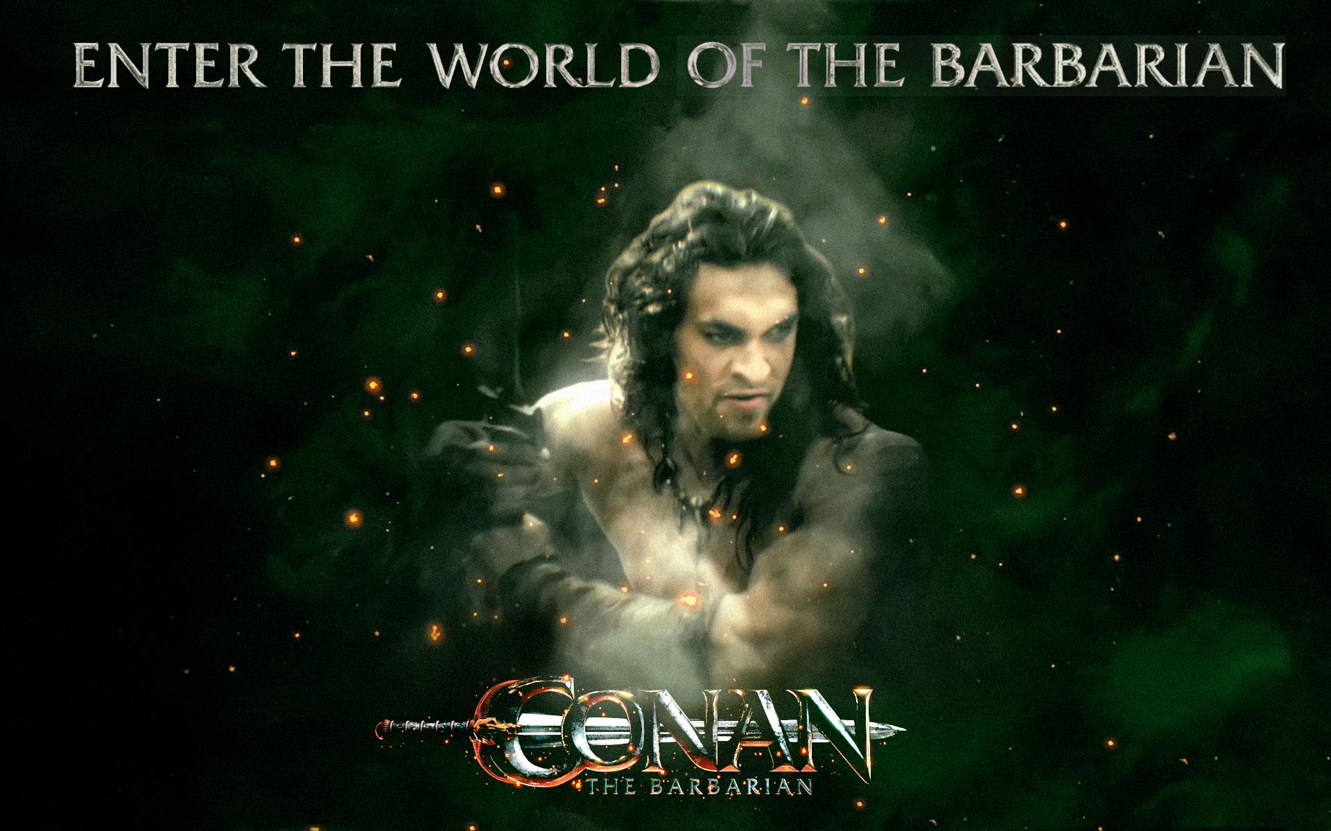 Conan The Barbarian Wallpapers 1920x1200 2 1920x1200