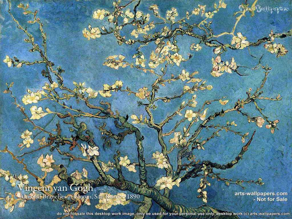 Vincent van Gogh Wallpapers 1024x768
