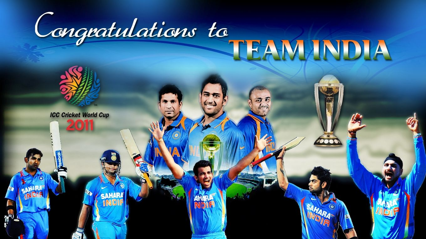 Indian Cricket Team Full HD Quality Images Indian Cricket Team 1360x764
