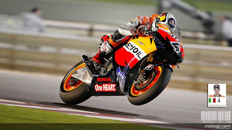 Repsol Honda MotoGP Bikes 1440x810