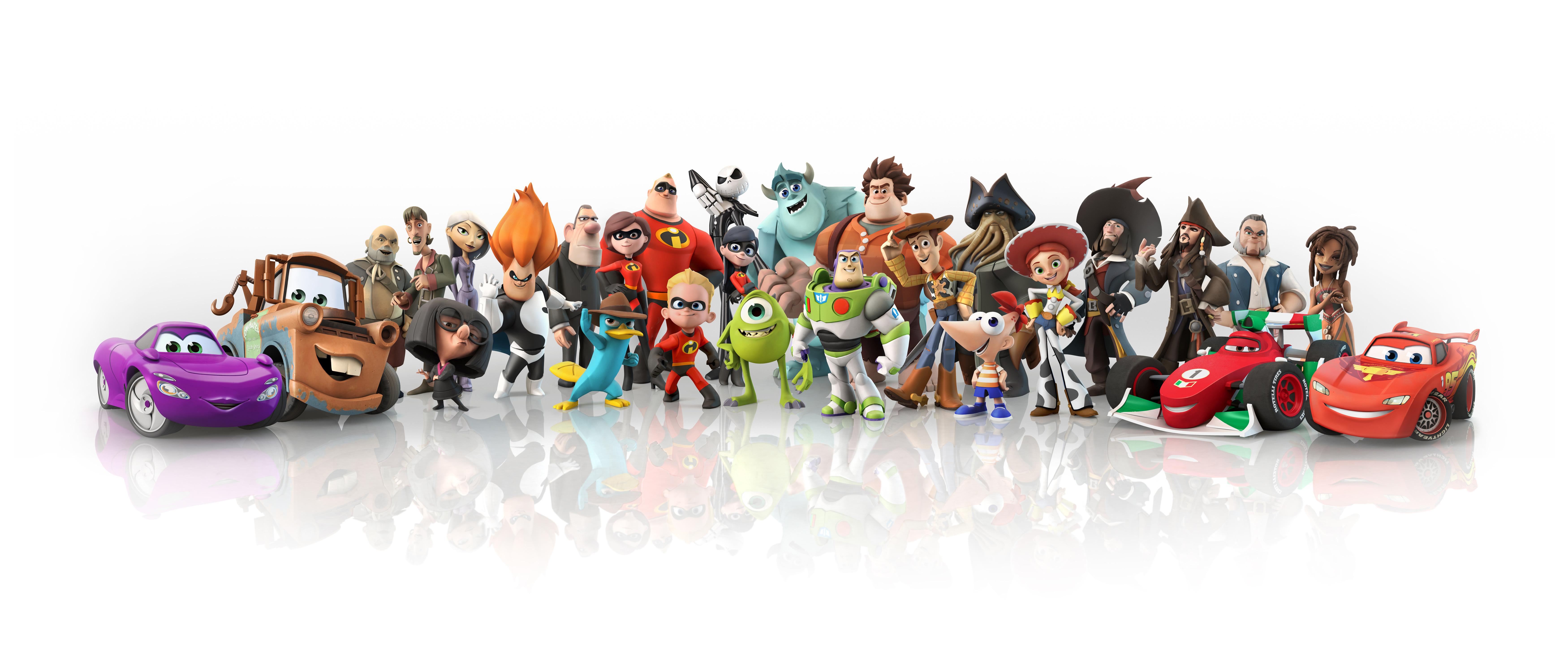 Disney Infinity 5k Retina Ultra HD Wallpaper Background Image 7000x2926