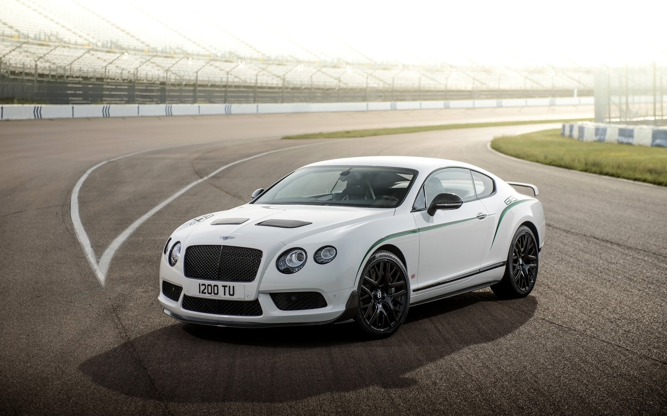 2015 Bentley Continental GT3 R Wallpaper HD Car Wallpapers 2560x1600