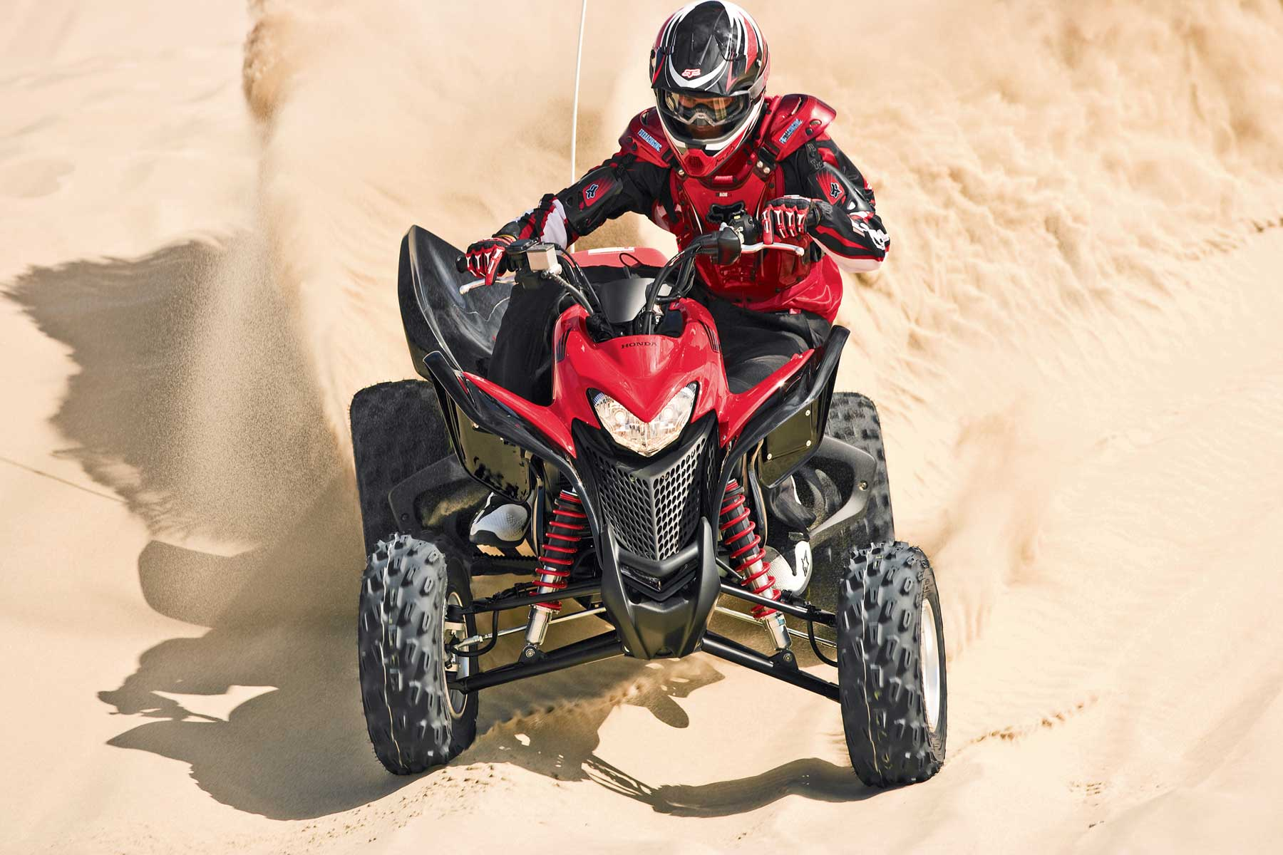 PUBLICISTER   HONDA ATV and QUAD backgrounds 1800x1200