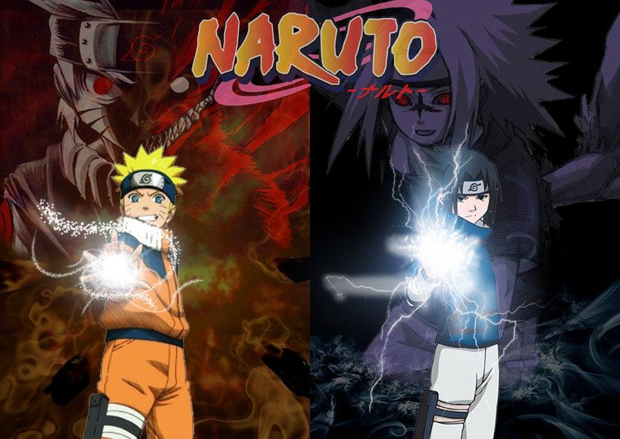 Go Back > Gallery For > Naruto Sasuke Wallpaper