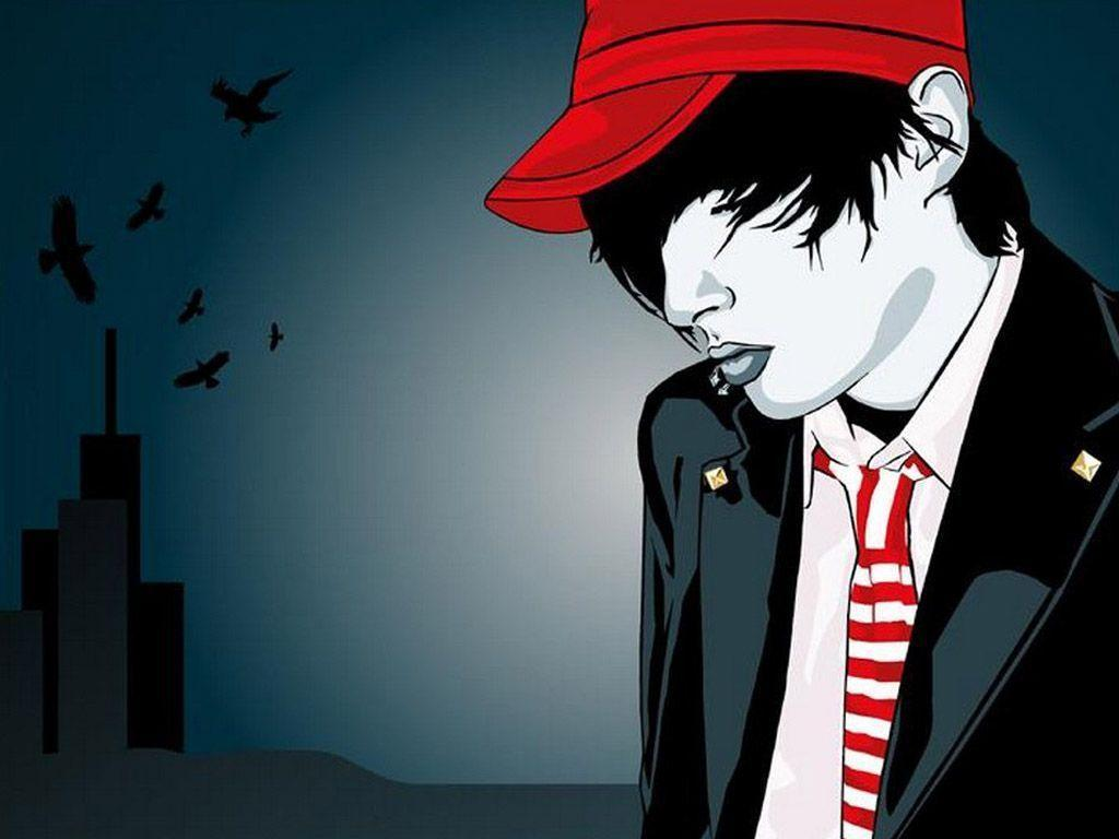 Emo Boy Wallpapers 1024x768
