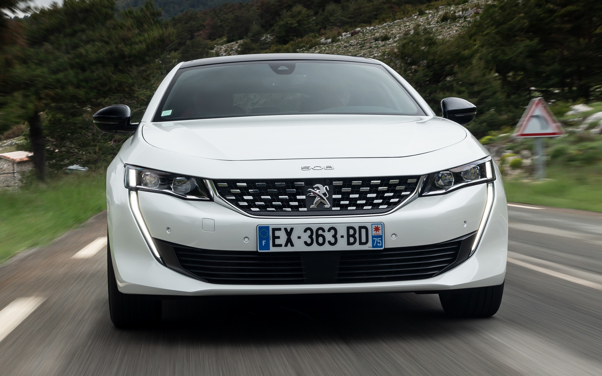 2018 Peugeot 508 GT Line   Wallpapers and HD Images Car Pixel 1920x1200